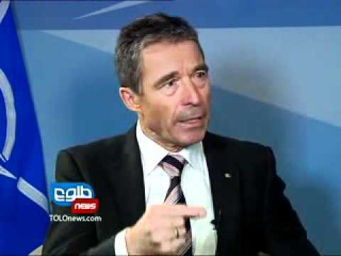 TOLOnews Exclusive Interview with Nato Chief Anders Fogh Rasmussen, April 2012.flv