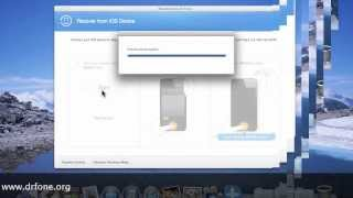 How to recover lost Call History from iPhone4 without itunes backup on Mac