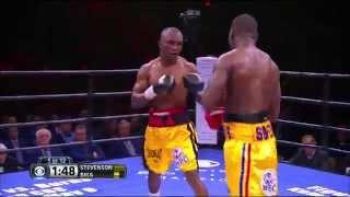 FULL FIGHT: Stevenson vs Bika - Beterbiev vs Campillo - CBS 4/4/15