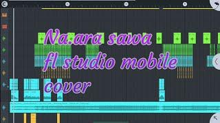 Na'ara sawa    Ennio Marak ft. T Da Tiny Carth & Chusrang Marak fl studio mobile cover