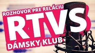 Andy Winson - Závislosť na mobilných telefónoch (RTVS Dámsky Klub)