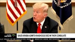 Saudi Arabia admits journalist Jamal Khashoggi died in their consulate thumbnail