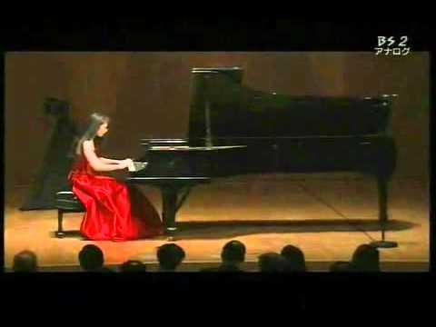 Alice Sara Ott - Rondo a capriccio - partial