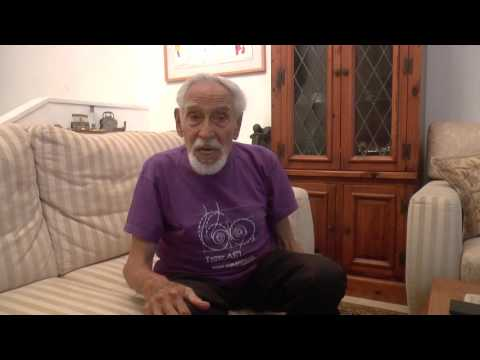 Smoky Harold Simon : Head of World Machal (Wits Graduate) interview with Les Glassman