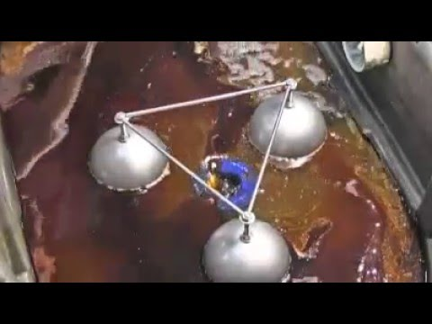 Tramp Oil Separator The Fatboy Youtube