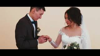 Казахская свадьба. Казахи Омска.  Асыл и Кымбат. Омские казахи. Kazakh wedding
