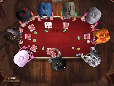 Governor of poker 2 scaricare gratis