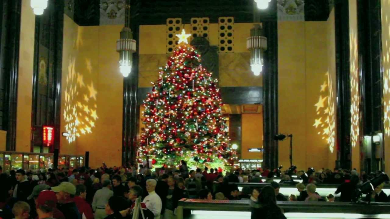 Christmas Tree Downtown