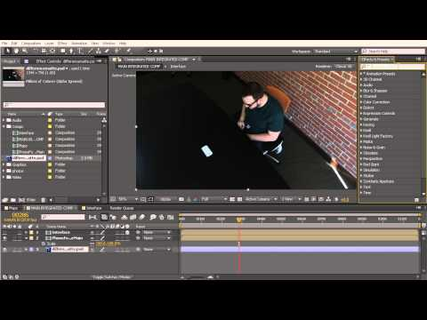 After Effects Top Tip: Quickly Creating a Difference Matte for Seamless Compositing