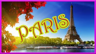 Париж / Кладбище Пер Лашез / Собор Парижской Богоматери / Эйфелева Башня =ROSMAIT PRESENTS=