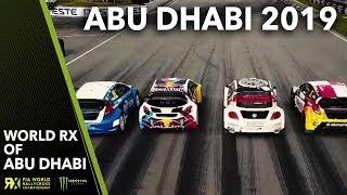 Yas Marina | 2019 World RX of Abu Dhabi
