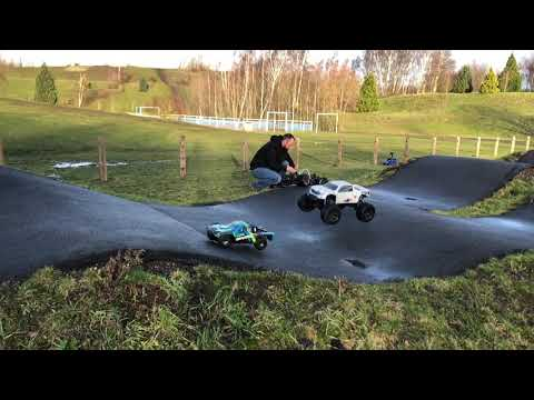 GROUPE TRAXXAS - LABOURSE PUMP TRACK  - 15 12 2019
