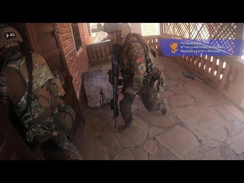 شاهد: تدخل القوات البرتغالية في جمهورية إفريقيا الوسطى إثر هجوم مسلح   …  - نشر قبل 6 دقيقة