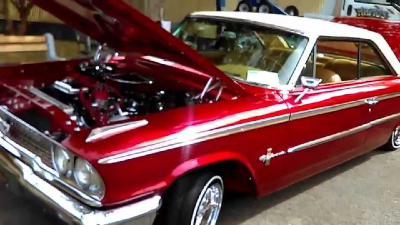 galaxie lowrider woodland ca car show 2015 youtube. Black Bedroom Furniture Sets. Home Design Ideas