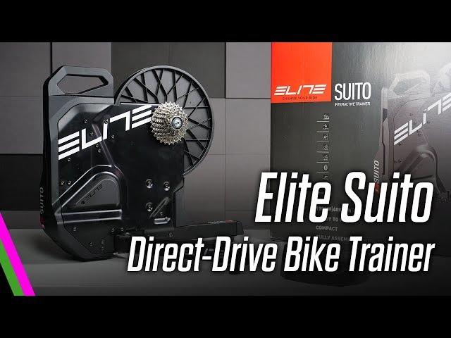 ELITE SUITO // Direct-Drive Smart Bike Trainer - First Impressions