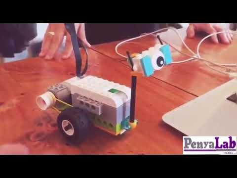 Programant el robot Milo