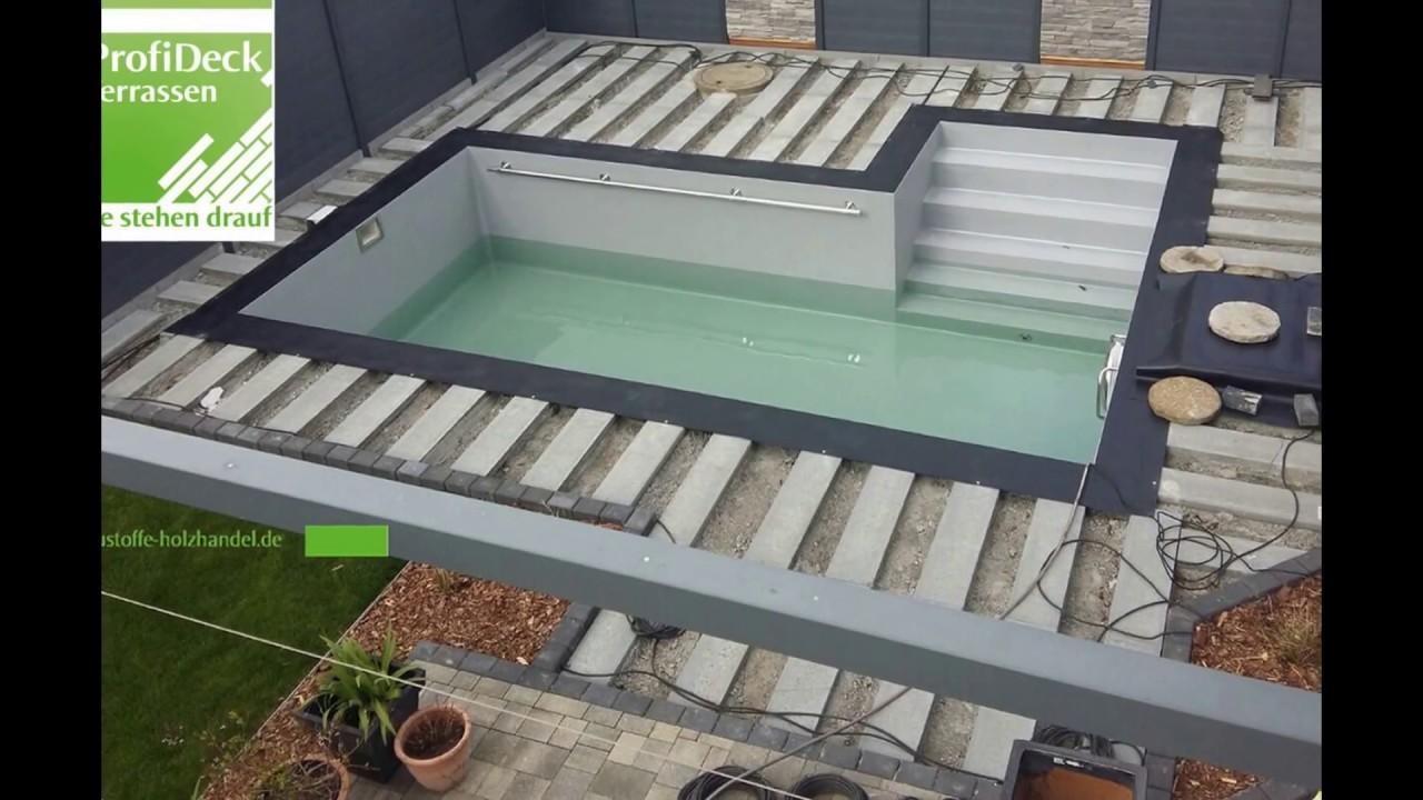 UPM ProFi Deck Terrasse verlegen ? - www.baustoffe-holzhandel.de