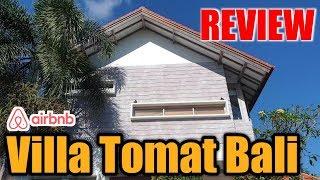 Gambar cover Review Villa Tomat Bali | airbnb Hotel Bali