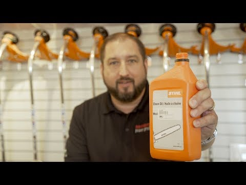 Adventure Power Products Ltd | Derek Drinks Stihl Chainsaw Oil