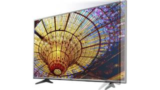 Latest LG 60UH6150 60 Inch 4K Ultra HD Smart LED TV 2016 Model Overview