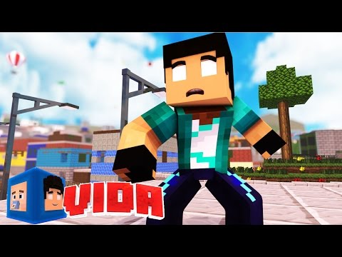 Minecraft : INVADIMOS A FAVELA #177 (MINECRAFT VIDA )