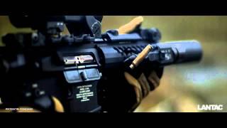 LANTAC E-BCG, UAR Upper & DGN556B Dragon Muzzle Brake
