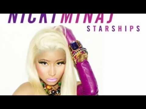 Nicki Minaj - Starships [Explicit Version]