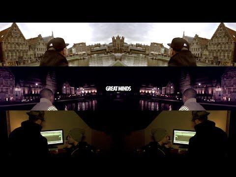 Great Minds - Run It Back/De Flexte