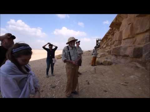 The Mysterious Bent Pyramid Of Dashur