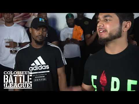 The Colosseum Battle League - Boogz Vs Panic - The Party
