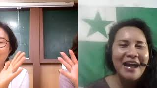 Ekparolu en Esperanto kun Ilia