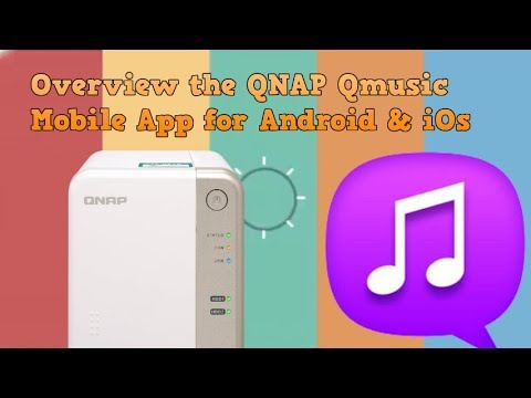 Review of the QNAP Qmusic Mobile App for Android and iOs