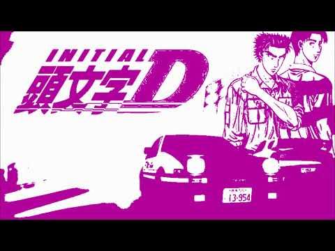 Speedy Speed Boy Vaporwave Mix Initial D