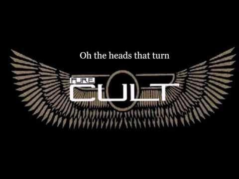 The Cult - She Sells Sanctuary (HD w/ lyrics)