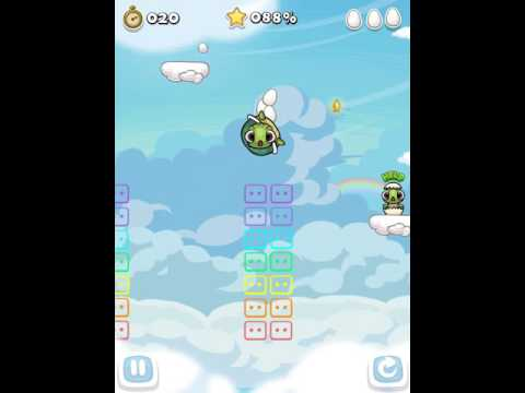 Roll Turtle - World 5 Level 20 Perfect Clear (clear time: 23s)