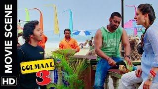 Maa Ki Shaadi Hogi   Golmaal 3   Comedy Movie Scene