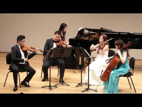 新寶島康樂隊 李哲藝改編 鼓聲若響 鋼琴五重奏版本