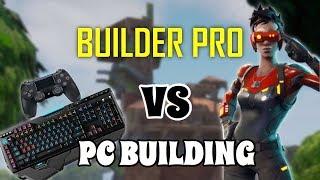 Fortnite (BUILD BATTLE) PS4 vs PC (LEAN LA DESCRIPCION)