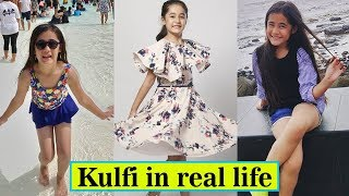 kulfi Kumar Bajewala Fame Aakriti Sharma real life pictures   Star Plus  