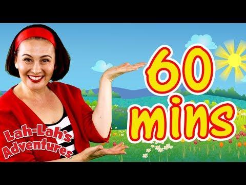 4x Full Episodes - 60 minutes | Lah-Lah's Adventures | Lah-Lah