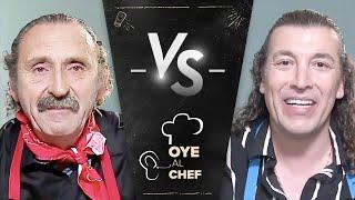 Benni vs Leo Rey  | Oye Al Chef - Capítulo 3 👨🍳👂