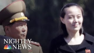 Kim Yo-Jong-un's Sister To Attend PyeongChang Olympics | NBC Nightly News
