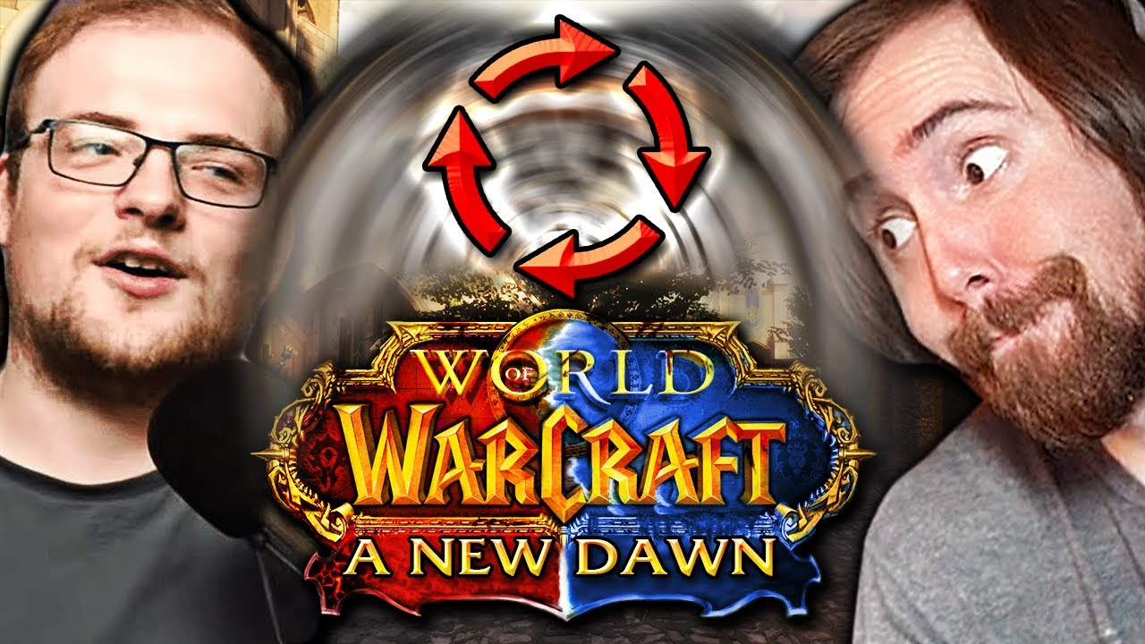 Is WoW 2 Blizzards only option in 2021 Asmongold Reacts to Bellular
