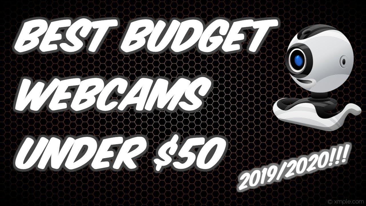 Best Webcams 2020 Best Budget Webcams under $50 (2019/2020)   YouTube