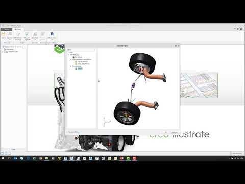 Créez des documentations techniques de qualité avec Creo Illustrate et Arbortext Editor de PTC