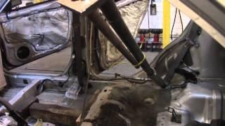 видео кузовной ремонт зао