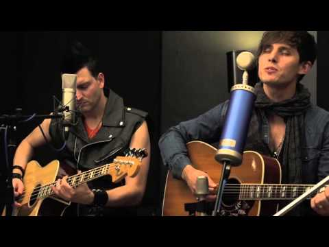 """MARIANAS TRENCH """"Who Do You Love"""" acoustic Live CD Release Party Oct 2015"""
