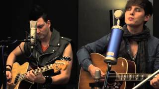"MARIANAS TRENCH ""Who Do You Love"" acoustic Live CD Release Party Oct 2015"
