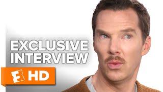 Benedict Cumberbatch Turns Into a