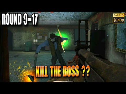 "COD: Black Ops Zombies Android Gameplay - CALL OF THE DEAD""KILL THE BOSS??"" - 1080P"